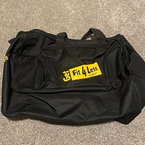 FREE with purchase Duffel Bag